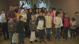 «Фонд Бумбураса»: подарки особым детям