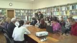 В библиотеке им. Грушевского презентовали книгу про одесситов-чернобыльцев