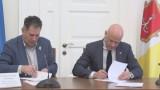 Мэр подписал меморандум по борьбе с ВИЧ/СПИД