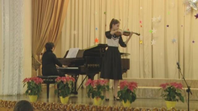 Одесса зажигает звезды: итоговый концерт юных музыкантов