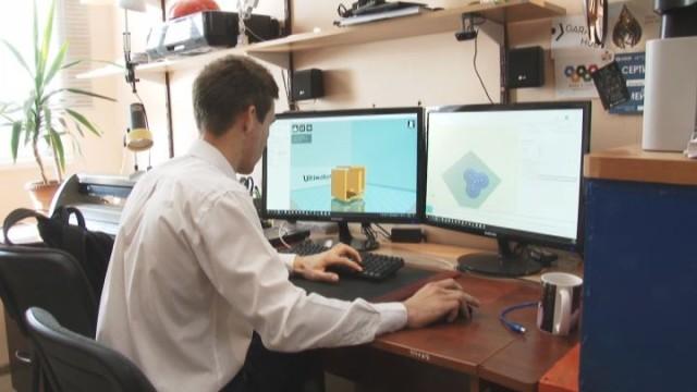 Презентация проектов. FabLab лаборатория и 3D принтер в школы Одессы