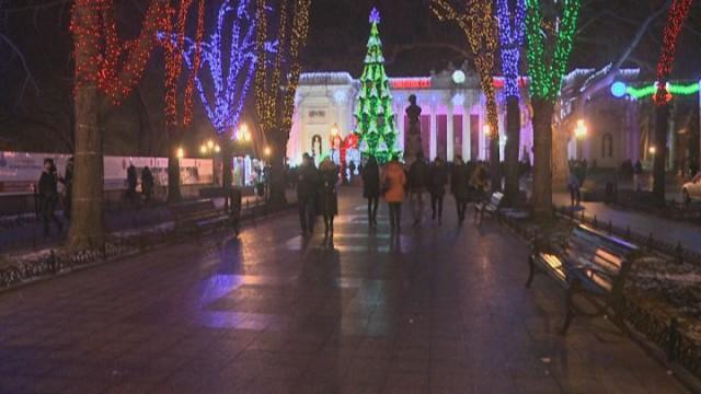 Новый год в Одессе. Что ожидает туристов на рождественские и новогодние праздники