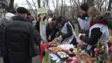 Благотворительная ярмарка. ОНАПТ собирали деньги детям-сиротам