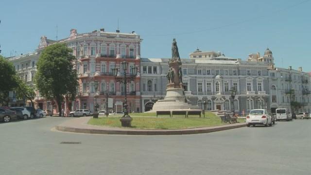 Общественное мнение. Демонтаж памятника Екатерине ІІ