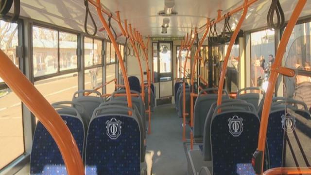 Белорусский троллейбус — уже на улицах Одессы