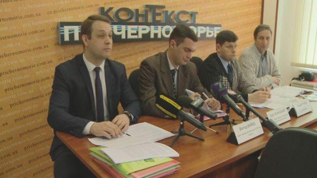 Услышать дискриминированных украинцев