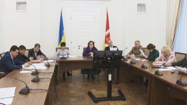 В горсовете прошло заседании Комиссии по здравоохранению