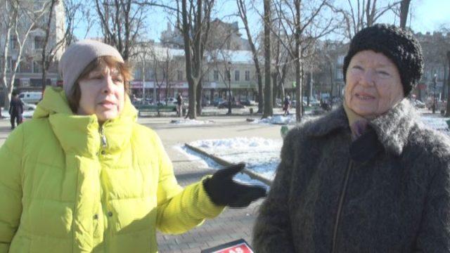 Одесситы поделились мнением насчет борьбы с коррупцией в Украине