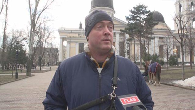 Что думают одесситы о закупке российского газа