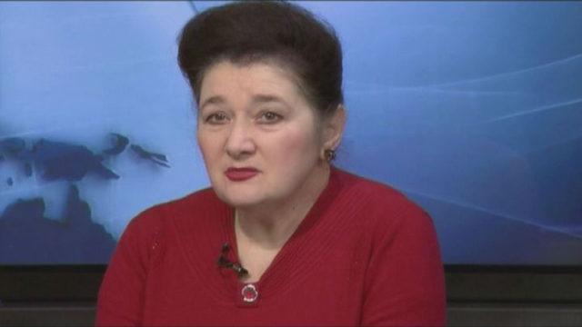 Олена Стаховська