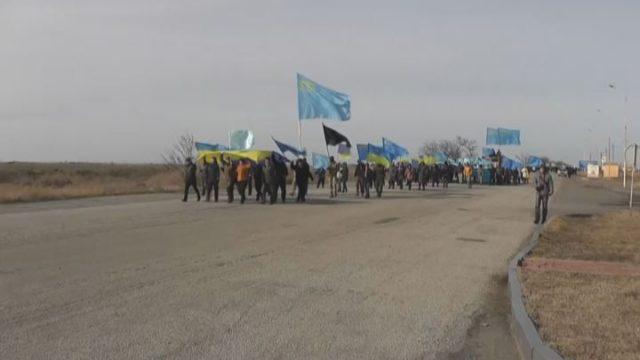Четыре года сопротивления Крыма российской оккупации