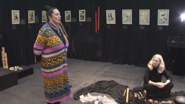 Выставка «Возвращение самурая»