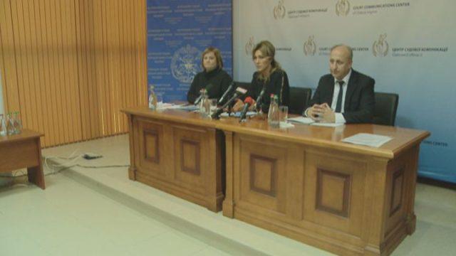 В Центре судебной коммуникации Одесской области прошел пресс-брифинг