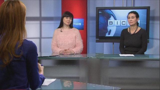 ВЕСТИ ОДЕССА / Гости Оксана Бурлай-Питерова и Инна Мешкова