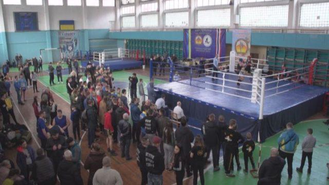 Тайские боксеры со всей Украины встретились в Одессе
