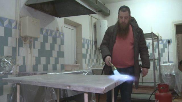 В общине Хабад кошеруют кухни