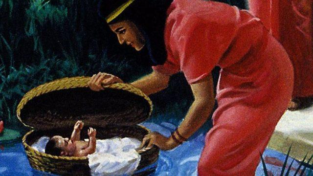 Чому єгиптянка Батья назвала Мойсея єврейським ім'ям? / Немалі питання