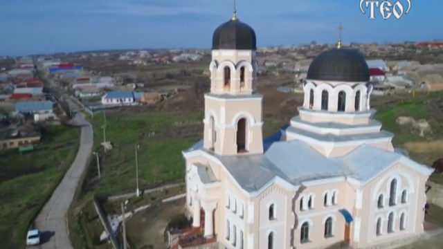 ТЕО — 413 Ведущий — иерей Константин Бацуев