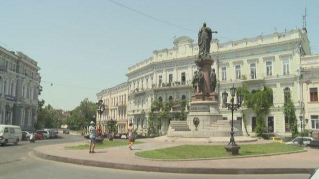 Развитие туризма. Одесса- привлекательный город