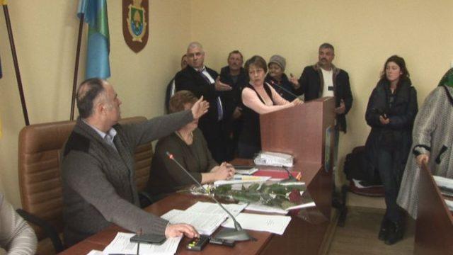 Жители села Щербанка пытаются вернуть три тысячи гектаров земли