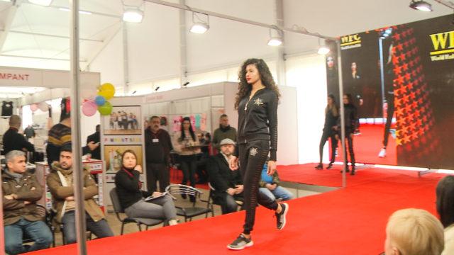 В Одессе проходит Выставка моды и текстиля