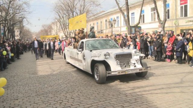 45-я Юморина прошла в Одессе