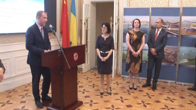 Один пояс- один путь. Прием в консульстве КНР в Одессе