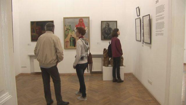 Юбилейная выставка. 10 лет музею современного искусства Одессы