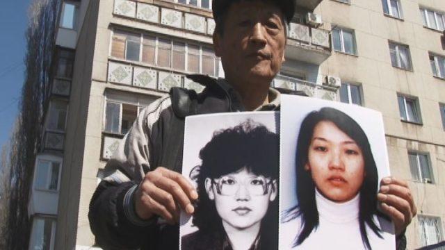 Трагедия Виктора Цоя: пикет под отделением полиции