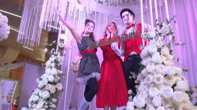 В Одессе проходит традиционная свадебная выставка