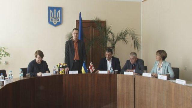 Украина и Грузия отмечают 100-летие дипломатических отношений