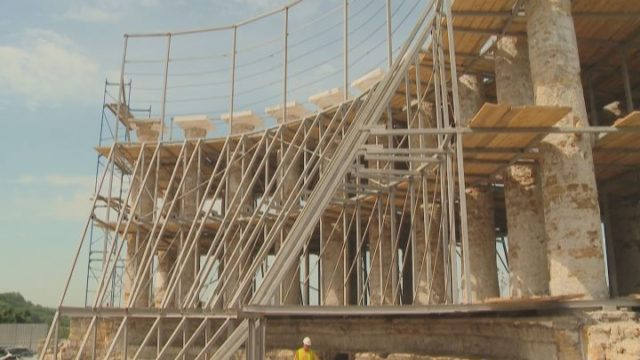 Сроки реставрации Воронцовского комплекса все еще не известны