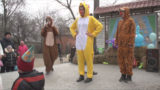 Зооюморина-2018.  Как Одесский зоопарк праздновал день юмора