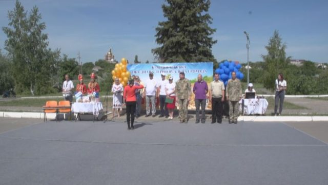 «Джура»: в Красноселке стартовала военно-патриотическая игра