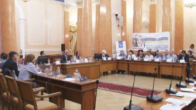 Работать сообща: второй день форума «Многодетная семья Украины»