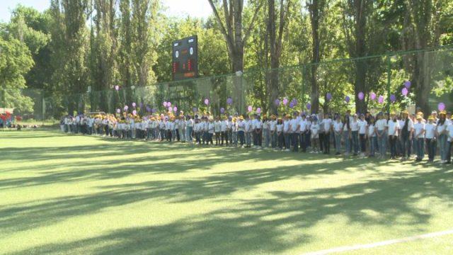 Спортивные праздники в 22 и 73 школах