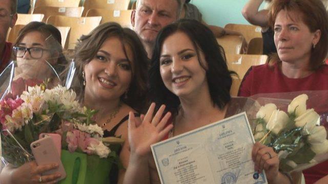Дипломы для выпускников. Механико- технологический колледж
