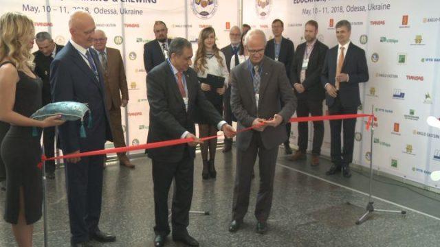 В Одессе 10-11 мая проходит Международный форум для моряков