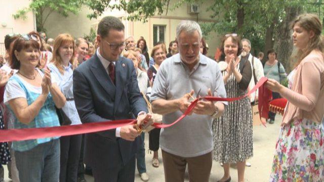 Город подарил Дому Блещунова «Квартиру №6»