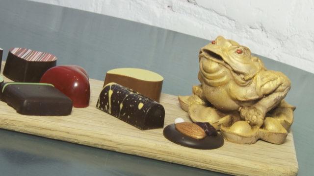 Як Гаррі Поттер зробив справжню шоколадну жабу? / Немалі питання
