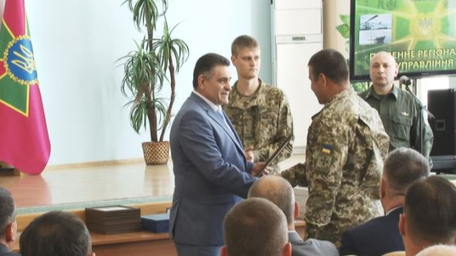 День пограничника: празднования в Одессе