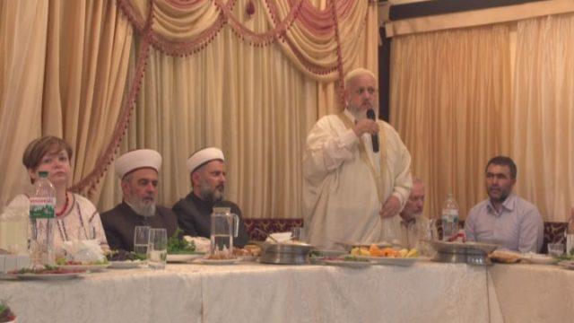В Рамадан Одессу посетил муфтий Украины