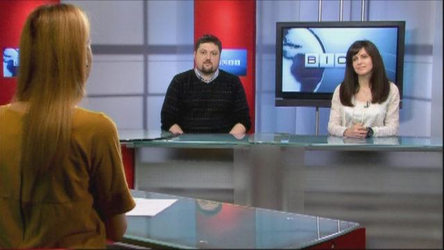 Вести Одесса/ Гости Нателла Кордзая и Денис Попков