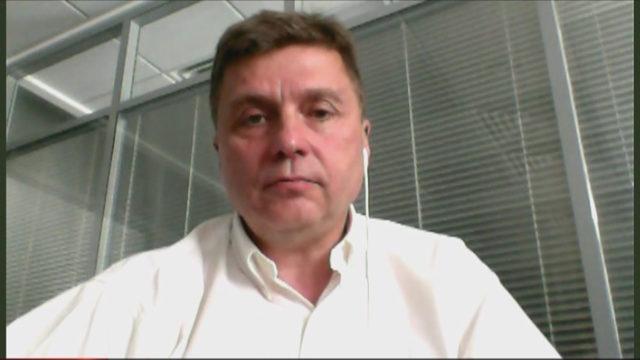 Вести Одесса / Гость Александр Полищук