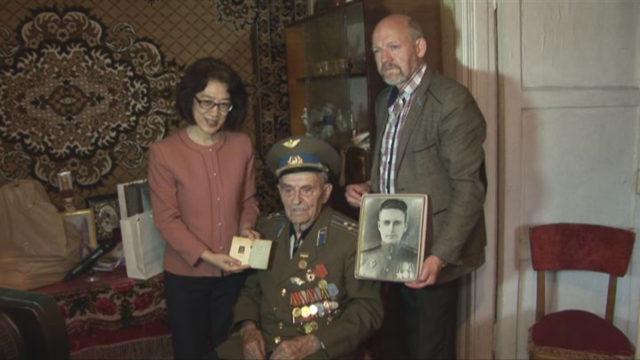 Встречи с ветеранами: поздравления с Днем Рождения Героя войны