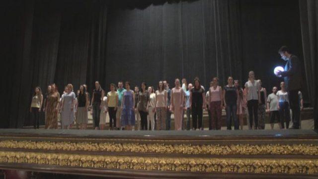 Премьера оперы «Орфей и Эвридика»