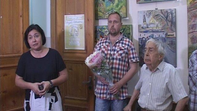 «Прогулки Одессой» Андрея Коваленко