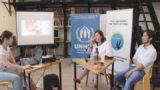 Всемирный день беженцев. Пресс- конференция в Одессе