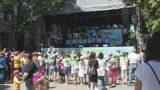 Праздник для детей. День защиты детей в Одессе
