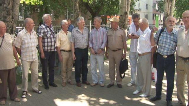 Встреча выпускников: в стенах Одесской морской академии